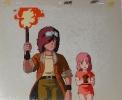 Hokuto no Ken - cels - rodovetri - The Movie_5