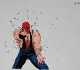 Hokuto no Ken - cels - rodovetri - serie TV_11