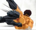 Hokuto no Ken - cels - rodovetri - serie TV_176