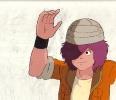 Hokuto no Ken - cels - rodovetri - serie TV_267