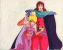 Hokuto no Ken - cels - rodovetri - serie TV_296