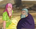 Hokuto no Ken - cels - rodovetri - serie TV_303