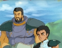 Hokuto no Ken - cels - rodovetri - serie TV_78