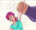 Hokuto no Ken - cels - rodovetri - serie TV_87