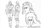 Hokuto no Ken - Settei Serie TV_98