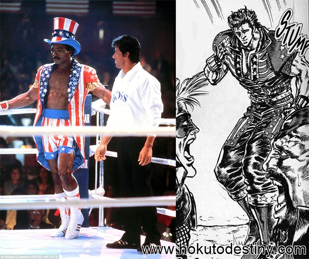 apollo creed ain rocky
