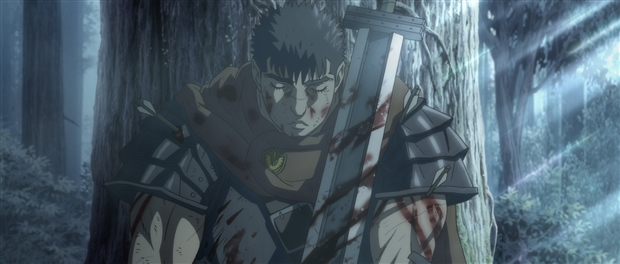 THE SPACE EXTRA Berserk maratona6