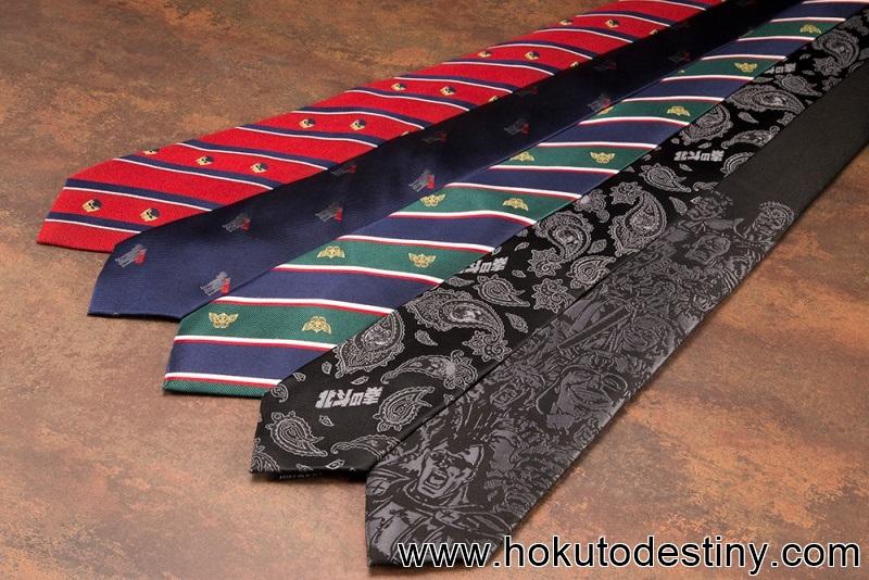 cravatte ken il guerriero 03